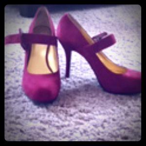 High Hill shoe